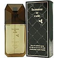 Homme de Cafe' Men's 3.4-ounce Eau de Toilette Spray