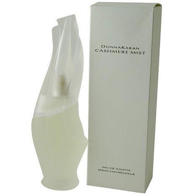 Donna Karan Cashmere Mist Women's 3.4-ounce Eau de Toilette Spray