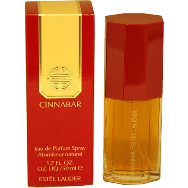 Estee Lauder Cinnabar Women's 1.7-ounce Eau de Parfum Spray