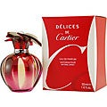 Cartier 'Delices de Cartier' Women's 1.6-ounce Eau de Parfum Spray