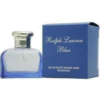 Ralph Lauren 'Blue' Women's 1.3-ounce Eau de Toilette Spray