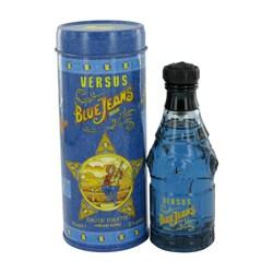 Gianni Versace Blue Jeans Men's 2.5-ounce Eau de Toilette (Tester) Spray