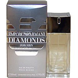 Emporio Armani Diamonds Men's 1.7-ounce Eau de Toilette Spray