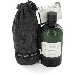 Geoffrey Beane Grey Flannel Men's 4-ounce Eau de Toilette (Unboxed) Spray