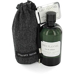Geoffrey Beane 'Grey Flannel' Men's 4-ounce Eau de Toilette Unboxed Spray