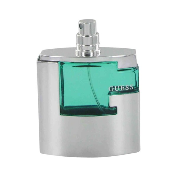 Guess Man Men's 2.5-ounce Eau de Toilette Spray (Tester)