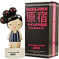 Gwen Stefani Harajuku Lover's 'Love' Women's 1-ounce Eau de Toilette Spray