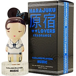Gwen Stefani Harajuku Lovers Music Women's 1-ounce Eau de Toilette Spray