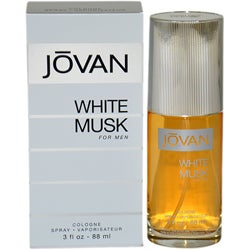 Jovan 'White Musk' Men's 3-ounce Cologne Spray