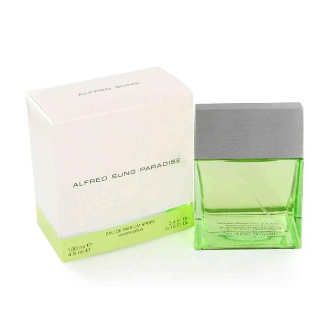 Alfred Sung Paradise Women's 1.7-ounce Eau de Parfum Spray