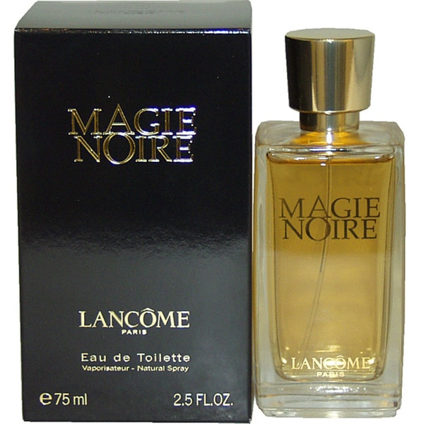 Lancome Magie Noire Women's 2.5-ounce Eau de Toilette Spray