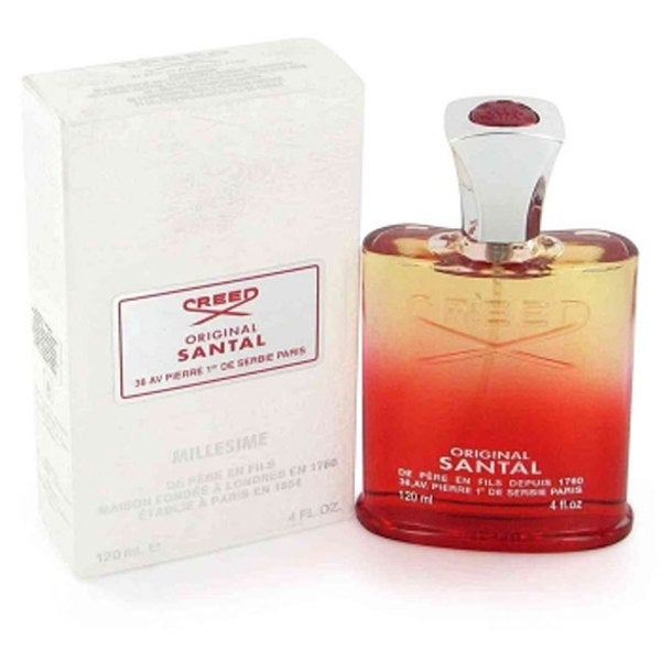 Creed Original Santal Men's 4-ounce Millesime Spray