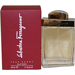 Salvatore Ferragamo 'Salvatore Ferragamo' Men's 1.7-ounce Eau De Toilette Spray