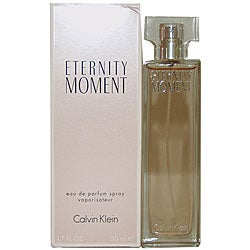 Calvin Klein 'Eternity Moment' Women's 1.7-ounce Eau De Parfum Spray