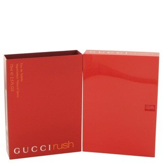 Gucci Rush Women's 2.5-ounce Eau de Toilette Spray
