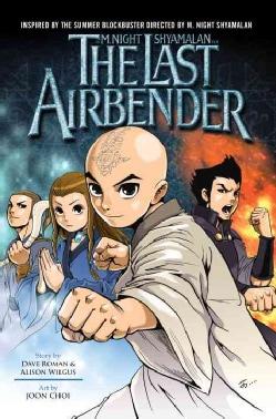 The Last Airbender (Paperback)