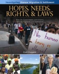 Hopes, Needs, Rights & Laws: How Do Governments and Citizens Manage Migration and Settlement? (Hardcover)
