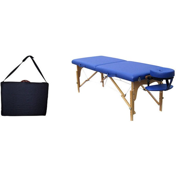 Salon Size Portable Massage Table Total Kit