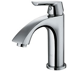 VIGO Single Lever Chrome Finish Faucet Model VG01028CH