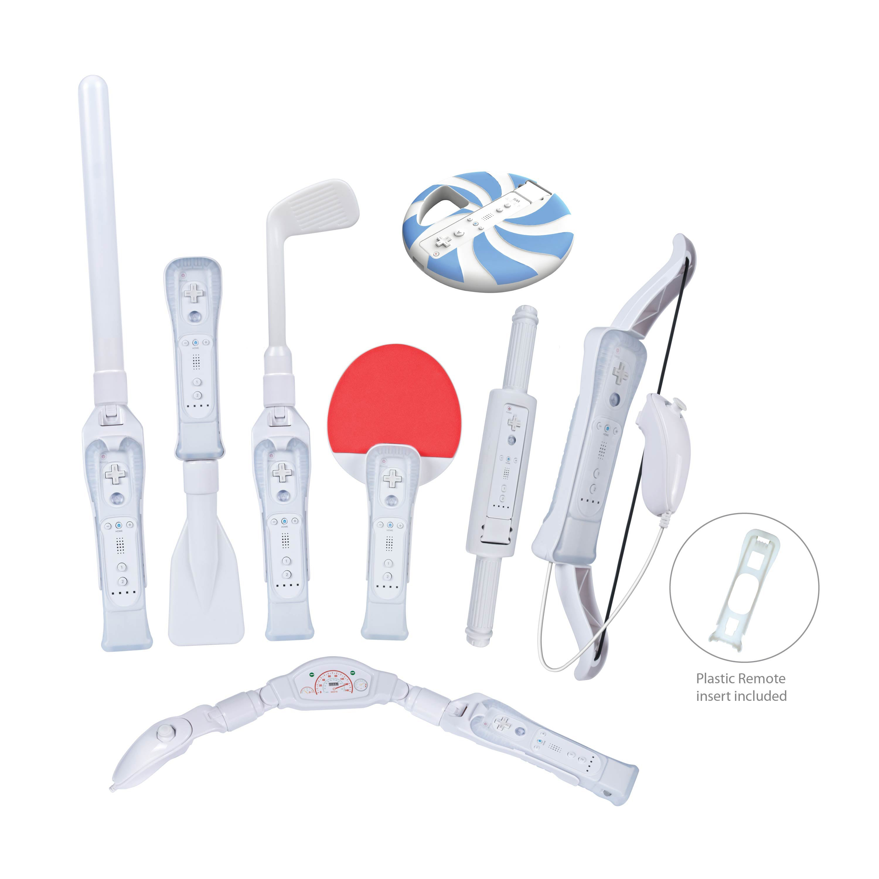 8 in 1 Sports Pack for Wii Sport Resort.