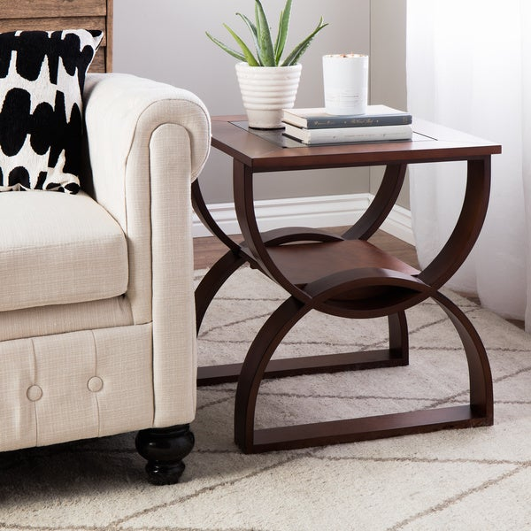 Bentwood End Table 12295642 Overstock Com Shopping
