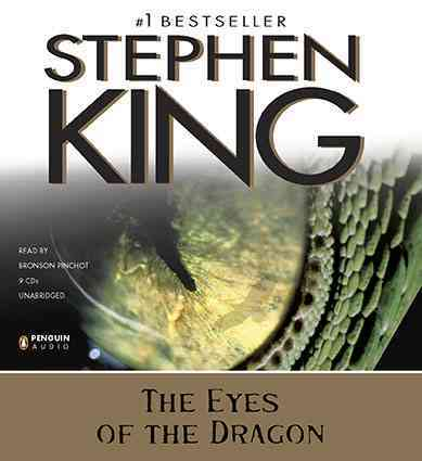 The Eyes of the Dragon (CD-Audio)