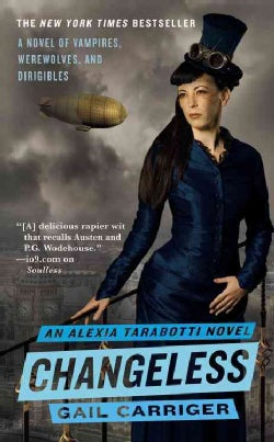 Changeless (Paperback)