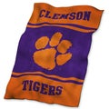 Clemson University Fleece Throw