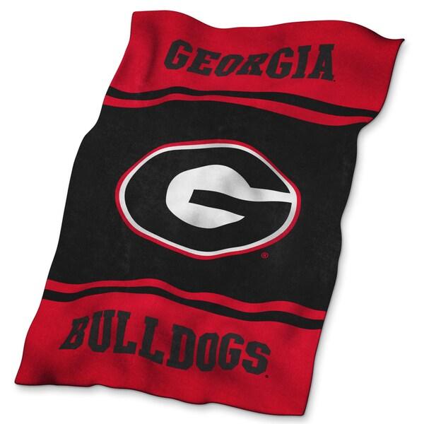 Georgia Bulldogs Ultra-soft Oversized Throw