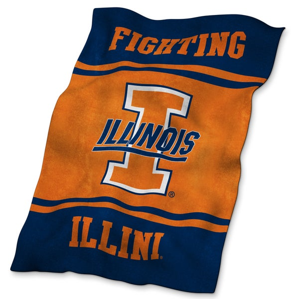 Illinois Ultra-soft Oversize Throw