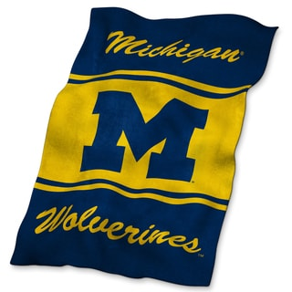 Michigan Ultra-soft Oversize Throw