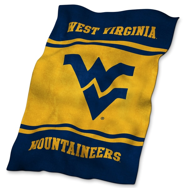 West Virginia Ultrasoft Oversized Throw Blanket