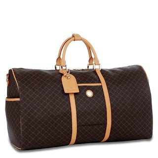 Rioni Signature 22-inch Carry On Traveler Duffel Bag