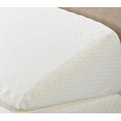 Comfort Dreams Personal-size Specialty Memory Foam Bed Wedge