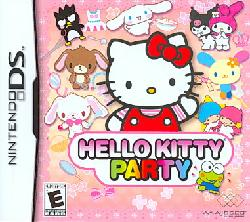 Nintendo DS - Hello Kitty Party