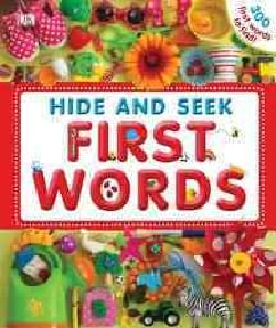 Hide and Seek First Words (Hardcover)