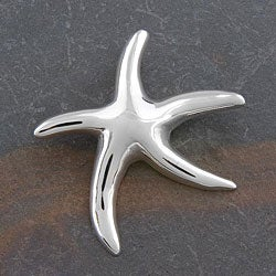 Sterling Silver 'Starfish' Pendant (Thailand)