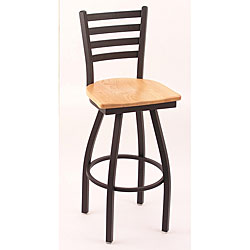 Cambridge Natural Oak 25-inch Counter Stool