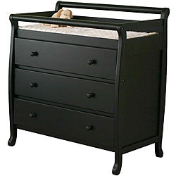 DaVinci Emily 3-drawer Changer in Ebony