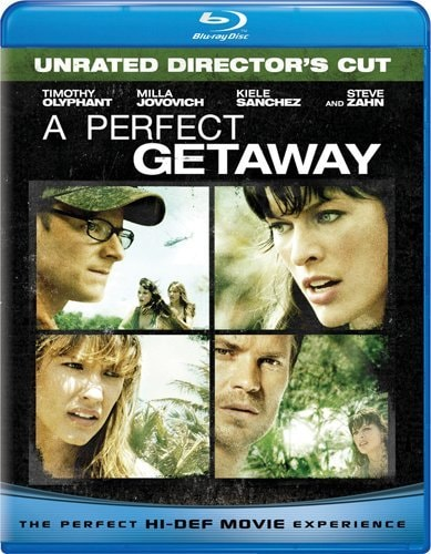 A Perfect Getaway (Theatrical/Unrated Director's Cut) (Blu-ray Disc)