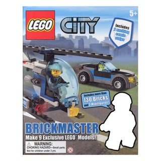 Lego City Brickmaster (Hardcover)