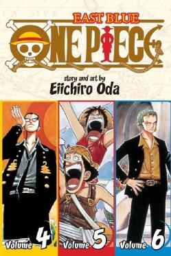 One Piece 2: East Blue 4-5-6 Omnibus (Paperback)