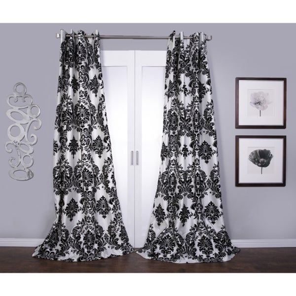 Venetian Grommet Top 84-inch Curtain Panel
