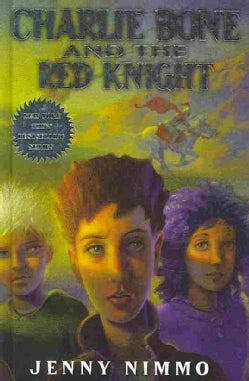 Charlie Bone and the Red Knight (Hardcover)