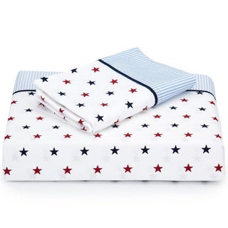Tommy Hilfiger Union 4-piece Sheet Set (Full/Queen)