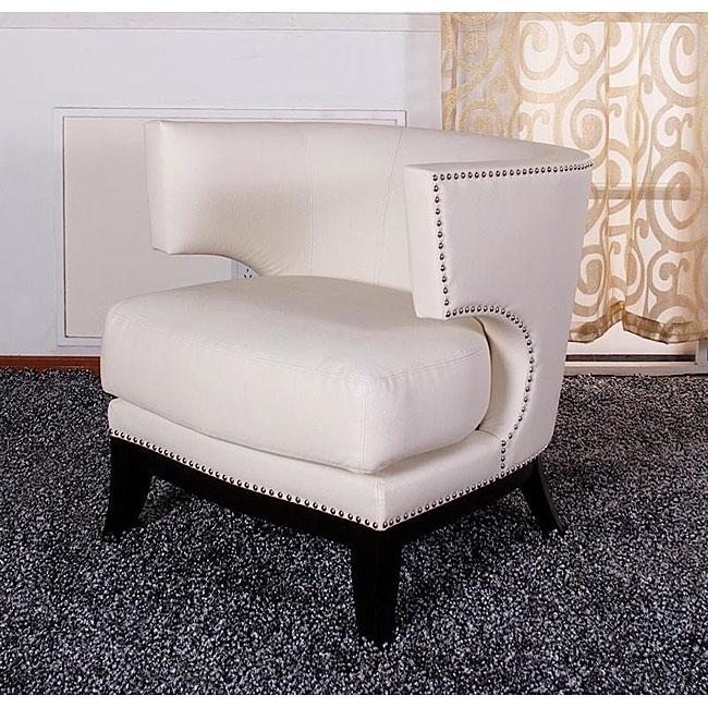 Cream Eclipse Club Chair