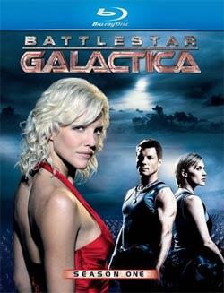 Battlestar Galactica: Season One (Blu-ray Disc)