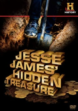 Jesse James' Hidden Treasure (DVD)