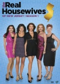 The Real Housewives of New Jersey Season 1 (DVD)
