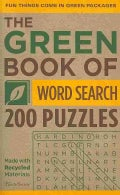 The Green Book of Word Search: 200 Puzzles (Paperback)